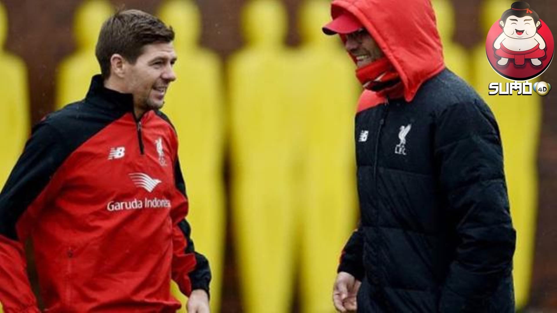 Jurgen Klopp: Steven Gerrard Layak Gantikan Saya di Liverpool