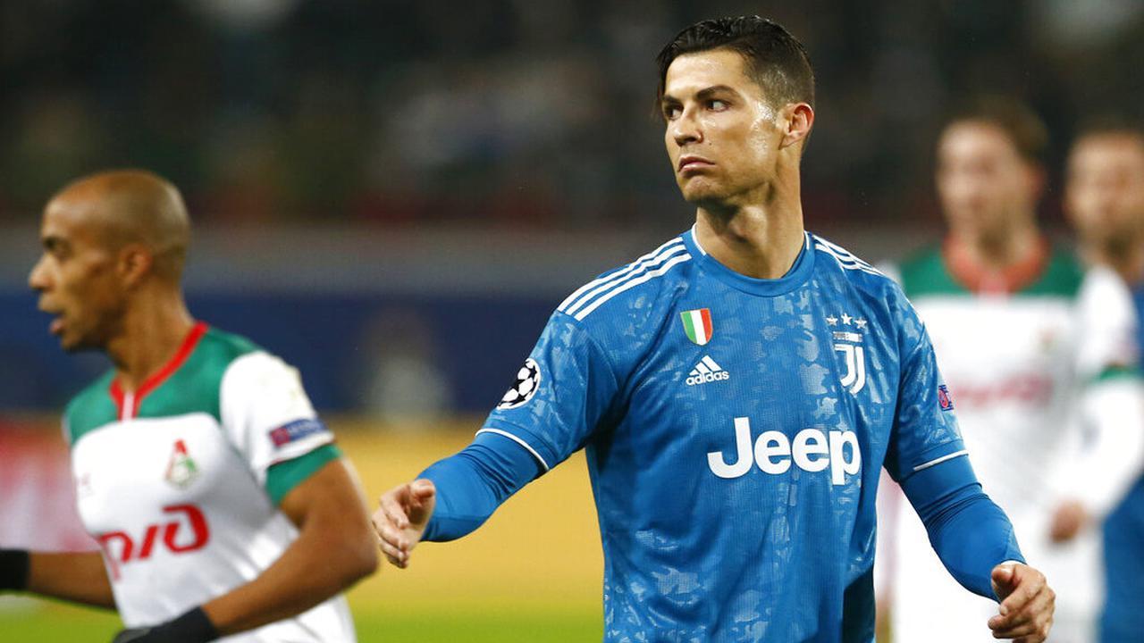 Cristiano Ronaldo Marah, Pelatih Juventus: Mainnya Lagi Tak Bagus!