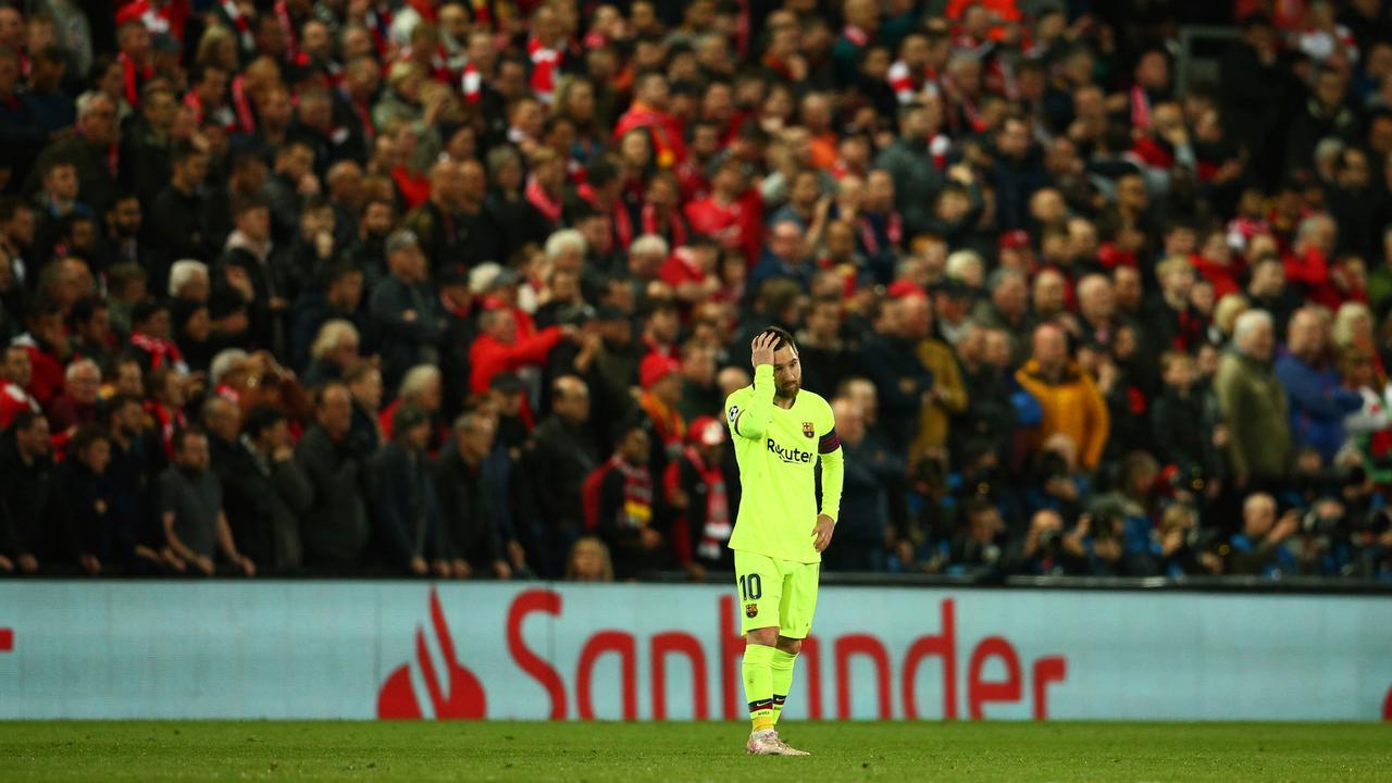Lionel Messi Selalu Peringatkan Barcelona soal Tragedi Roma