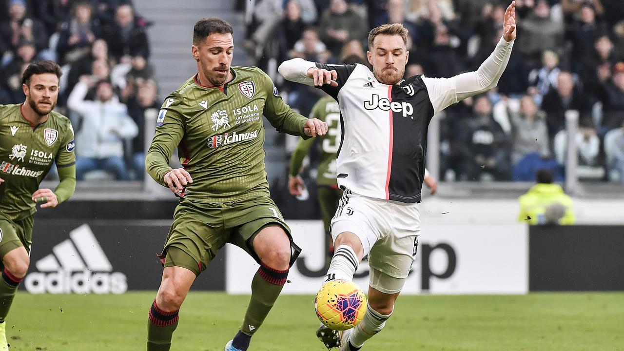 Ramsey Ingin Banjir Gelar di Juventus