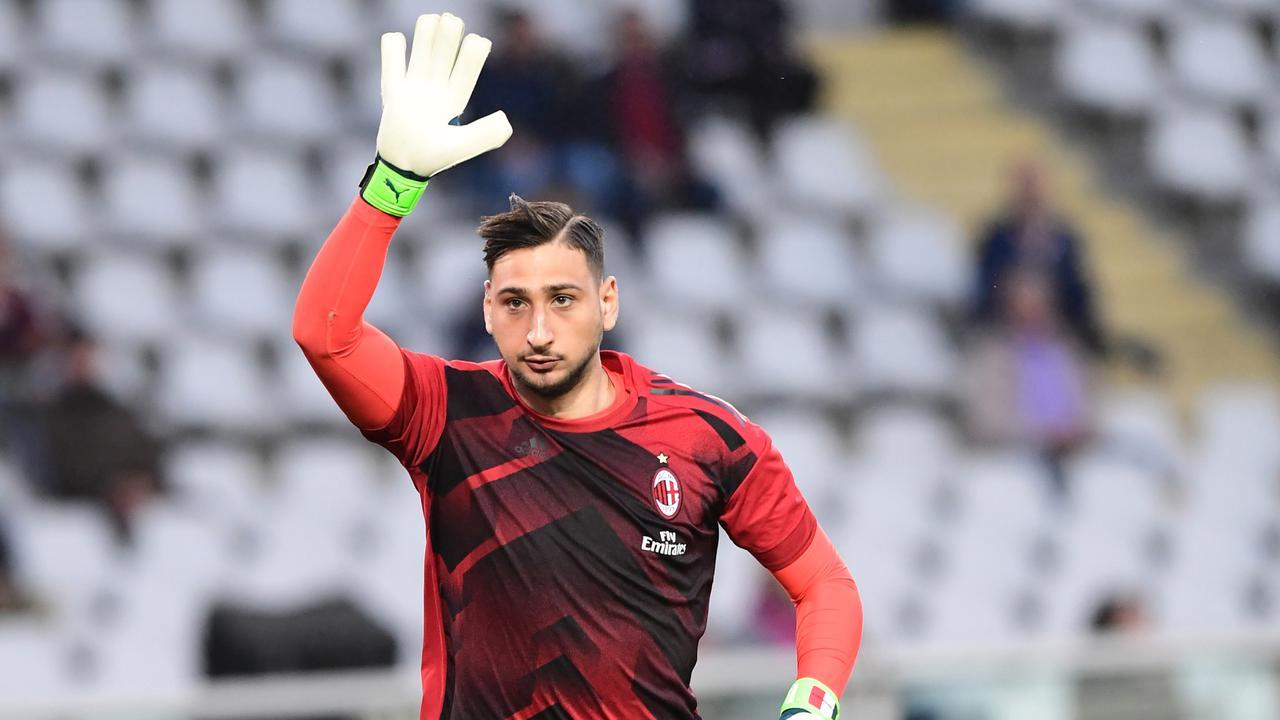 AC Milan Ingin Memperpanjang Kontrak Gianluigi Donnarumma