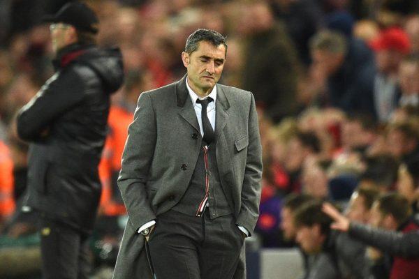 Dipecat Barcelona, Valverde Tulis Surat Perpisahan