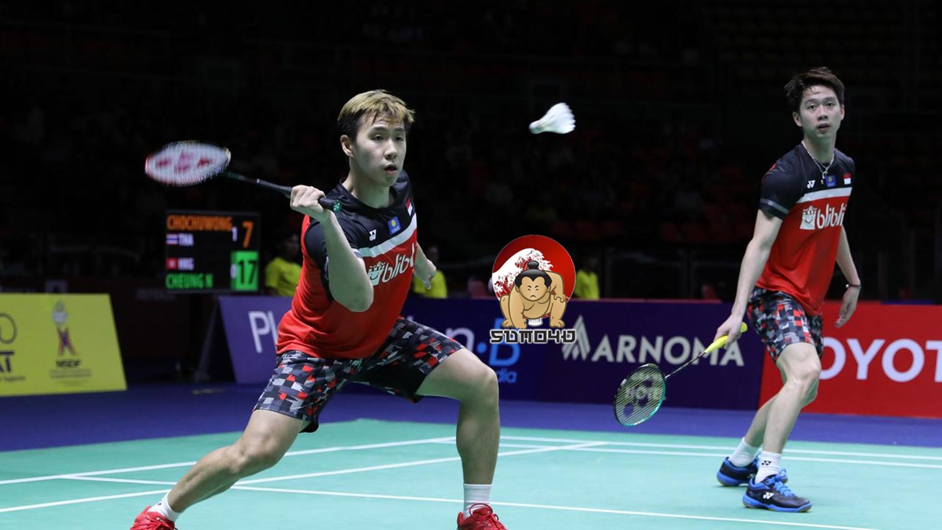 Kevin / Marcus Bertekad Pertahankan Gelar di Indonesia Masters 2020