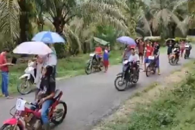 Viral Balapan Hemat di Indonesia Sampai Jadi Perhatian MotoGP