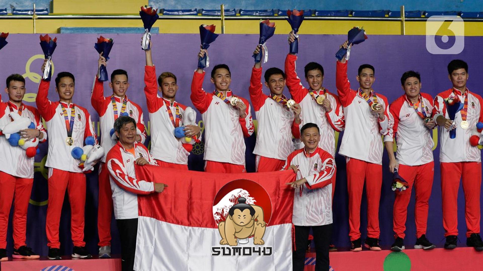 Jadwal Tim Indonesia di Kejuaraan Bulutangkis Asia Beregu 2020