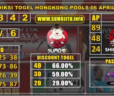 PREDIKSI TOGEL HONGKONG POOLS 06 APRIL 2020