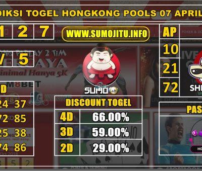 PREDIKSI TOGEL HONGKONG POOLS 07 APRIL 2020