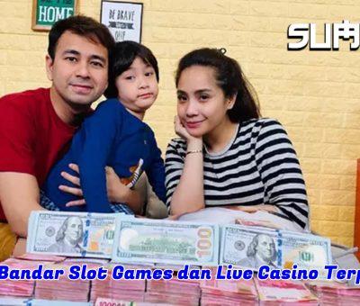 Raffi Ahmad - Nagita Slavina Bagi-Bagi Uang Rp 1 Miliar