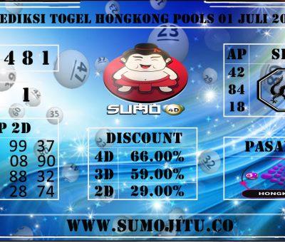 PREDIKSI TOGEL HONGKONG POOLS 01 JULI 2020
