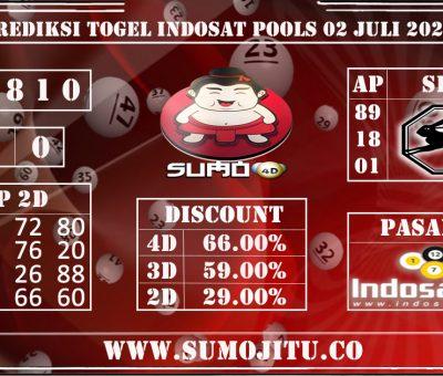 PREDIKSI TOGEL INDOSAT POOLS 02 JULI 2020