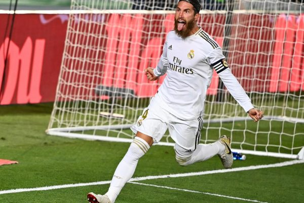 Banting Tulang Bungkam Getafer, Real Madrid Tinggalkan Barcelona