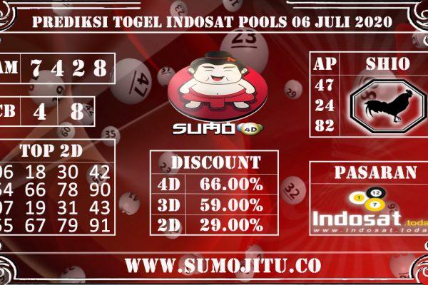 PREDIKSI TOGEL INDOSAT POOLS 06 JULI 2020