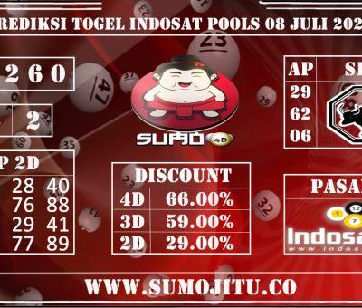 PREDIKSI TOGEL INDOSAT POOLS 08 JULI 2020