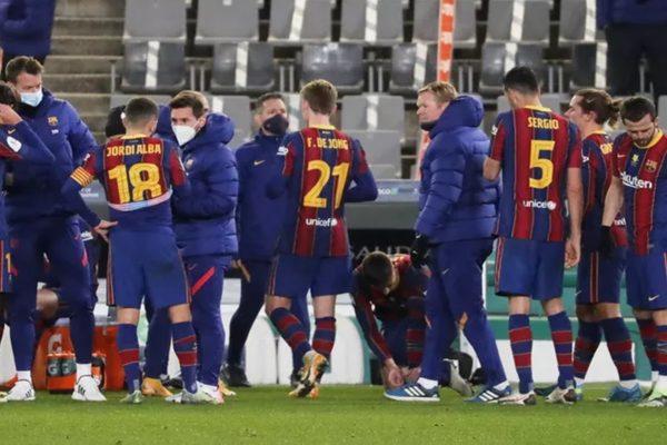 Koeman Ungkap Alasan Messi Tak Main di Laga Real Sociedad