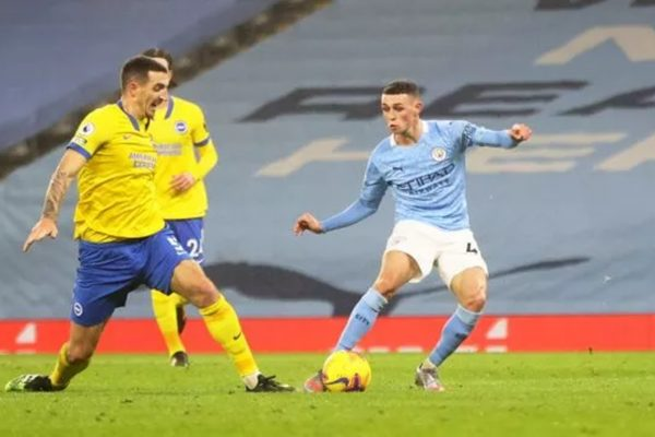 Bintang Muda Man City Tebar Ancaman untuk Man United dan Liverpool