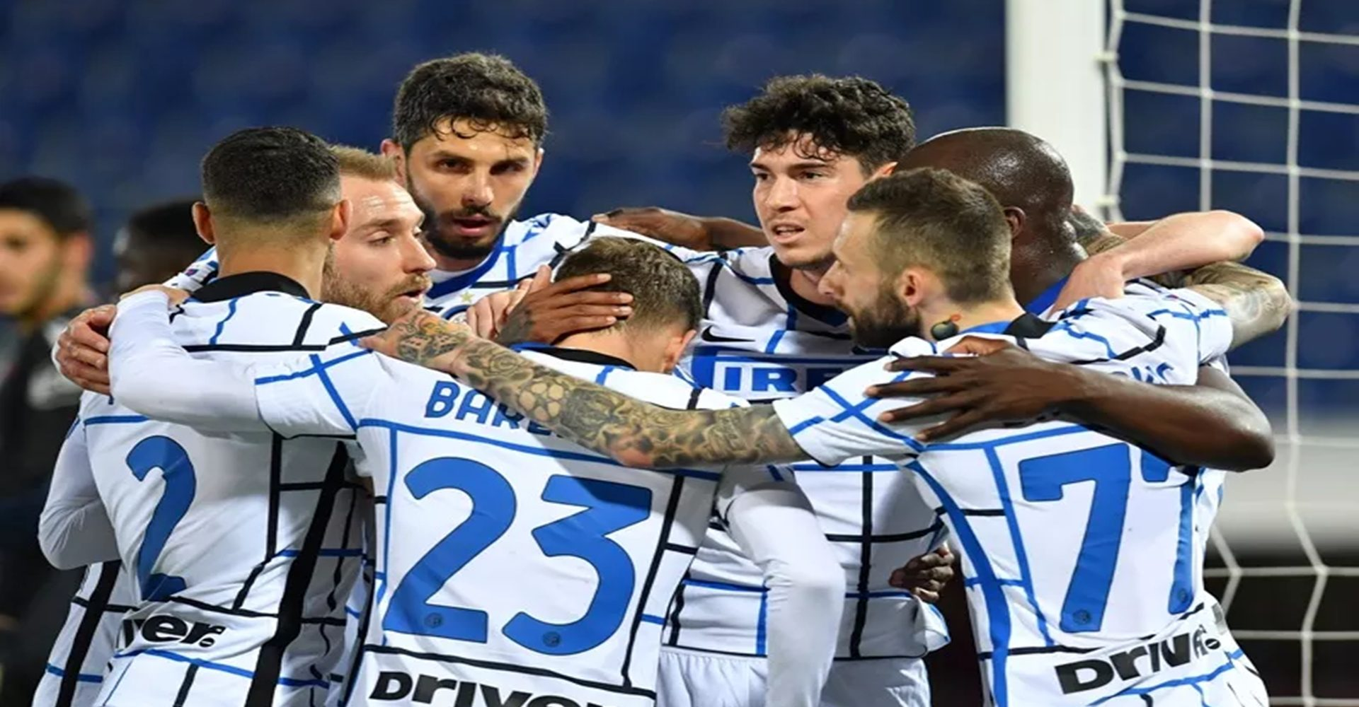 Inter Milan Kukuh di Puncak