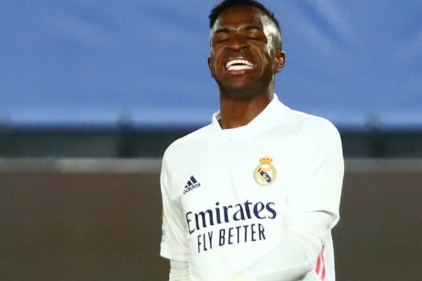 Masuk Rencana Ancelotti, Nasib Vinicius Junior Aman di Real Madrid